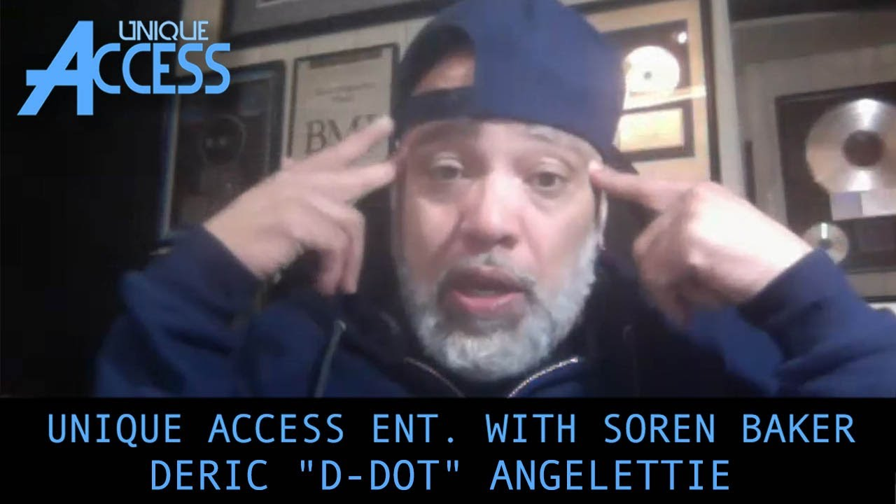 """Deric """"D-Dot"""" Angelettie: Ron Lawrence Was My Teacher & Getting Gamble & Huff's Insight"""