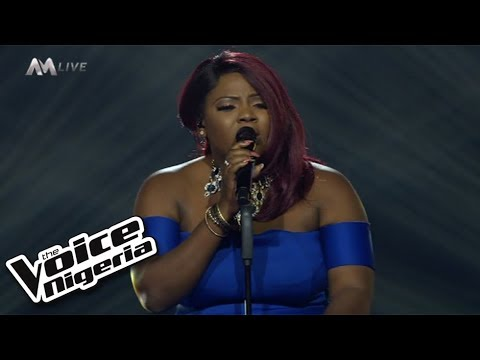 "Arewa - ""Unbreak my heart""  / Live Show / The Voice Nigeria Season 2"
