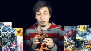 ����� ������������� Grimlock � Optimus Prime construct bots (Transformers)