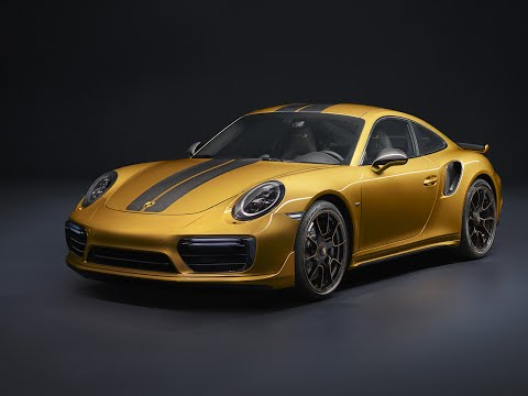 La production de la Porsche 911 Turbo S Exclusive Series