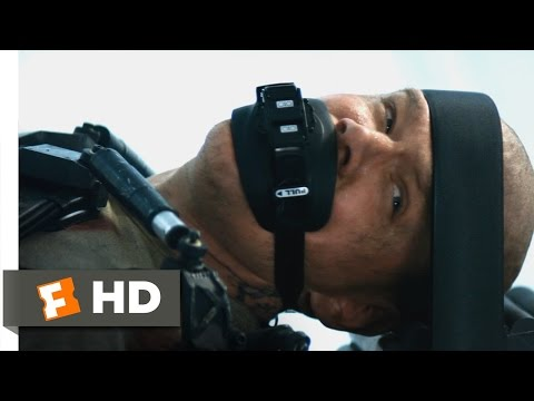 Elysium (2013) - Facial Reconstruction Scene (6/10) | Movieclips