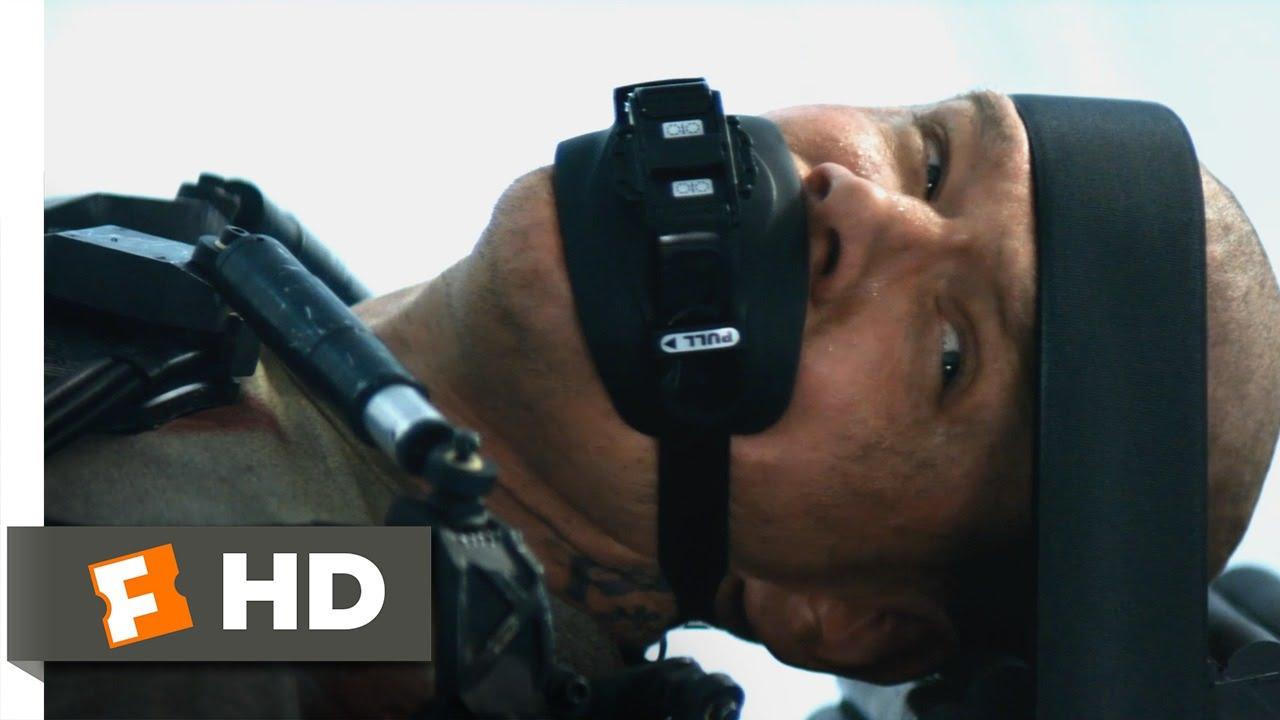 Download Elysium (2013) - Facial Reconstruction Scene (6/10) | Movieclips