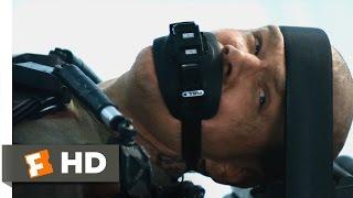 Elysium (2013) - Facial Reconstruction Scene (6/10) | Movieclips