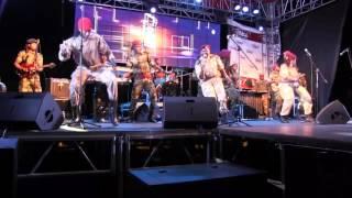 Jah Prayzah and The 3rd Generation Band: Mukadzi Wangu Live
