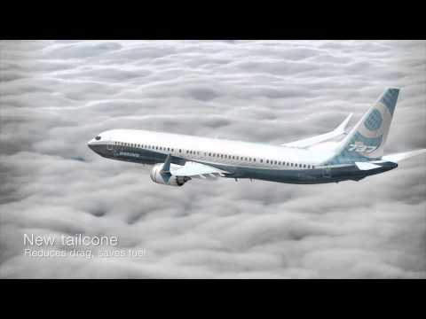 Tinhte.vn - Boeing 737 MAX With New Winglets.mp4