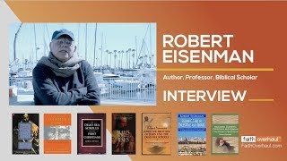 Controversial Interview on Early Christianity and the Dead Sea Scrolls- Robert Eisenman