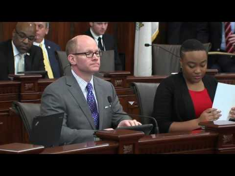 Illinois Senate Executive Committee budget hearing, Jan. 24, 2017