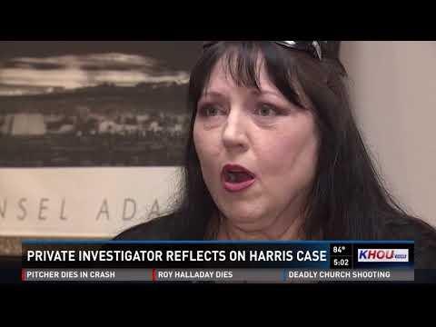 Private investigator reflects on Clara Harris case