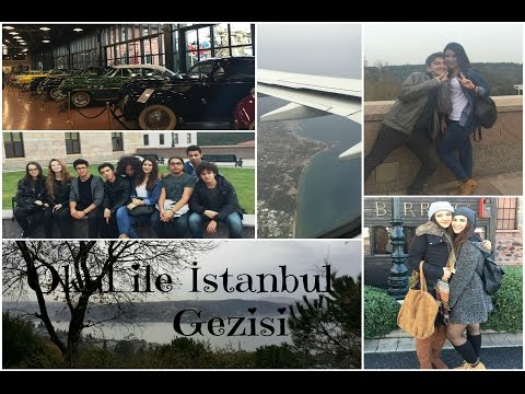 VLOG | Okul ile İstanbul Gezisi