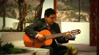 Guitarra Ayacuchana - Marinera Ayacuchana (HD)