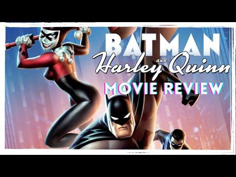 Batman and Harley Quinn - Movie Review
