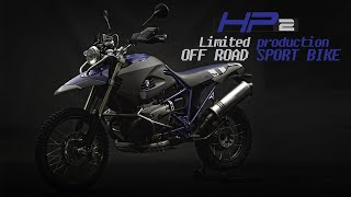 BMW HP2 Enduro Off-road Sport Bike #MOTOJOURN eps. 4