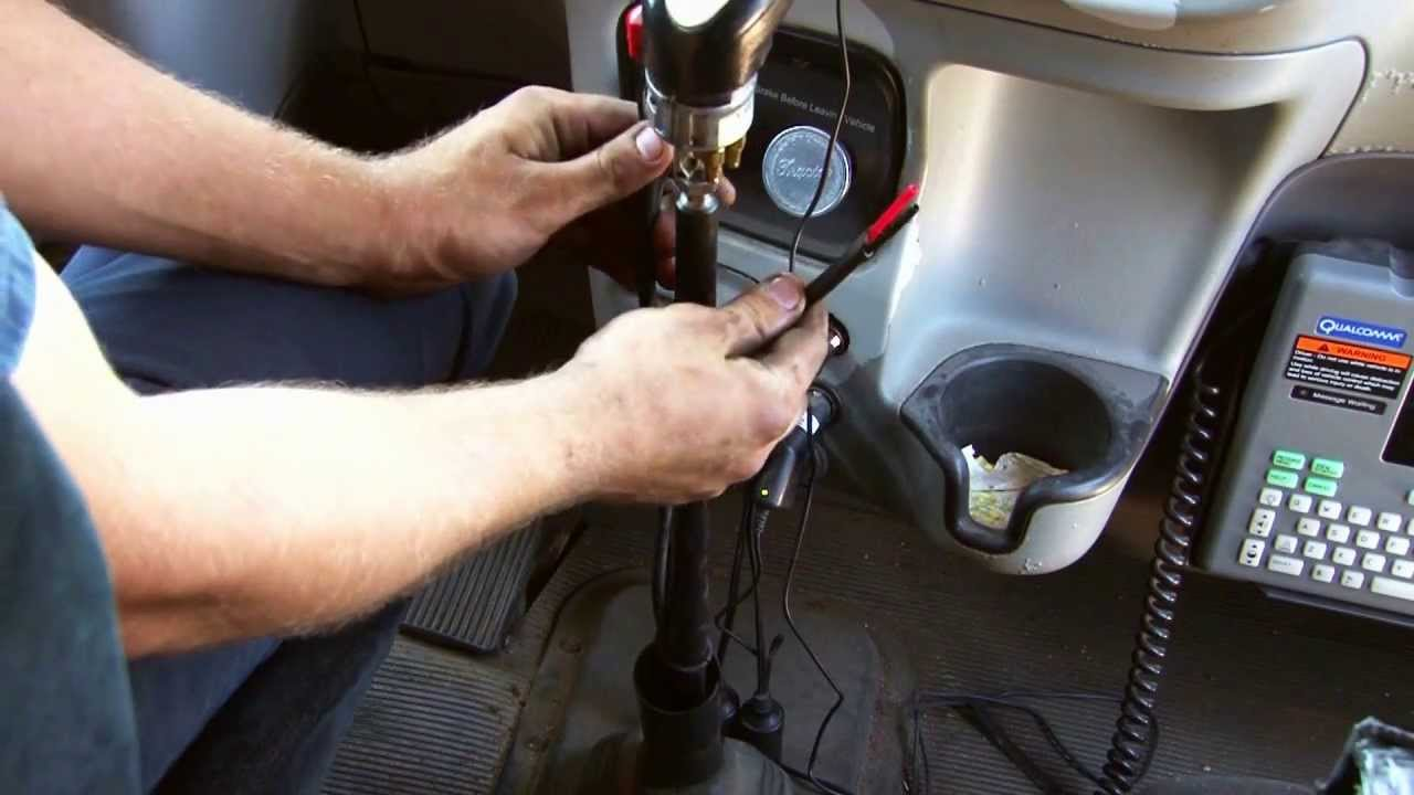 hight resolution of how to install a shifter extension on a 13 18 speed transmission part 1 installation video youtube