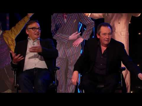 The Fast  at 21  An evening with Paul Whitehouse and Charlie Higson