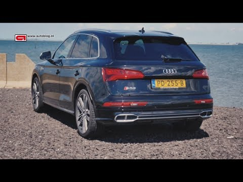 Audi SQ5 2017 review