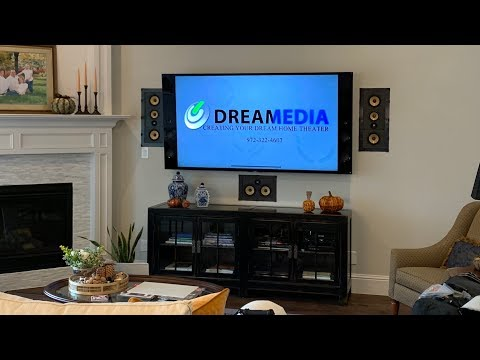 PSB Speakers 5.1.2 DOLBY Atmos Home Theater Demo