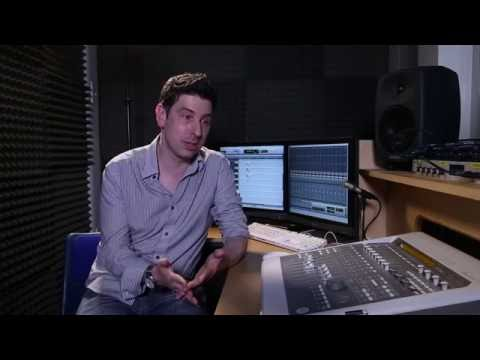 MA Sound Design for Film and Television