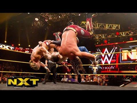 The Vaudevillains vs. Blake & Murphy – NXT Tag Team Championship Match: WWE NXT, Sept. 23, 2015