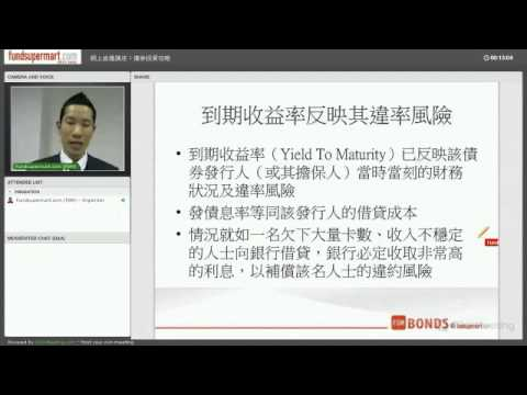 Webinar - Bond Investment Strategies