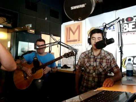 David Archuleta on 106.3 WCDA Lexington Interview including Acoustic Crush Part 4