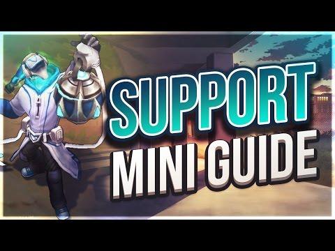 Mini Guide SUPPORT - Conseils et Astuces