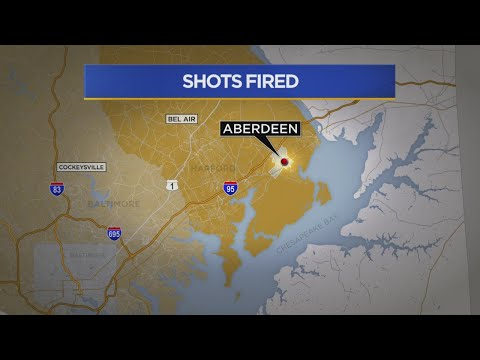 Police Investigating Reports Of Shots Fired In Harford County, Maryland