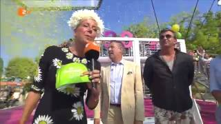Dj Bobo - There is a Party ( 30 Jahr Zdf Fernsehgarten ) live 25-09-2016