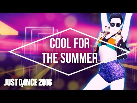 Just Dance 2016 - Cool for the Summer by Demi Lovato - Official [US]