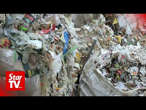 The recycling myth and a broken system