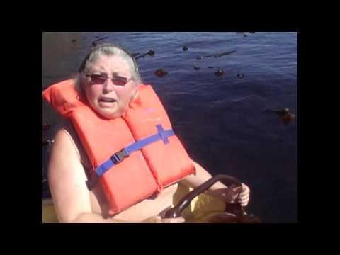 Seaweed Harvesting with Moonwise Herbs