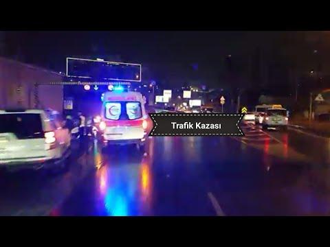 Ambulans İstanbul 15 (Trafik Kazası)