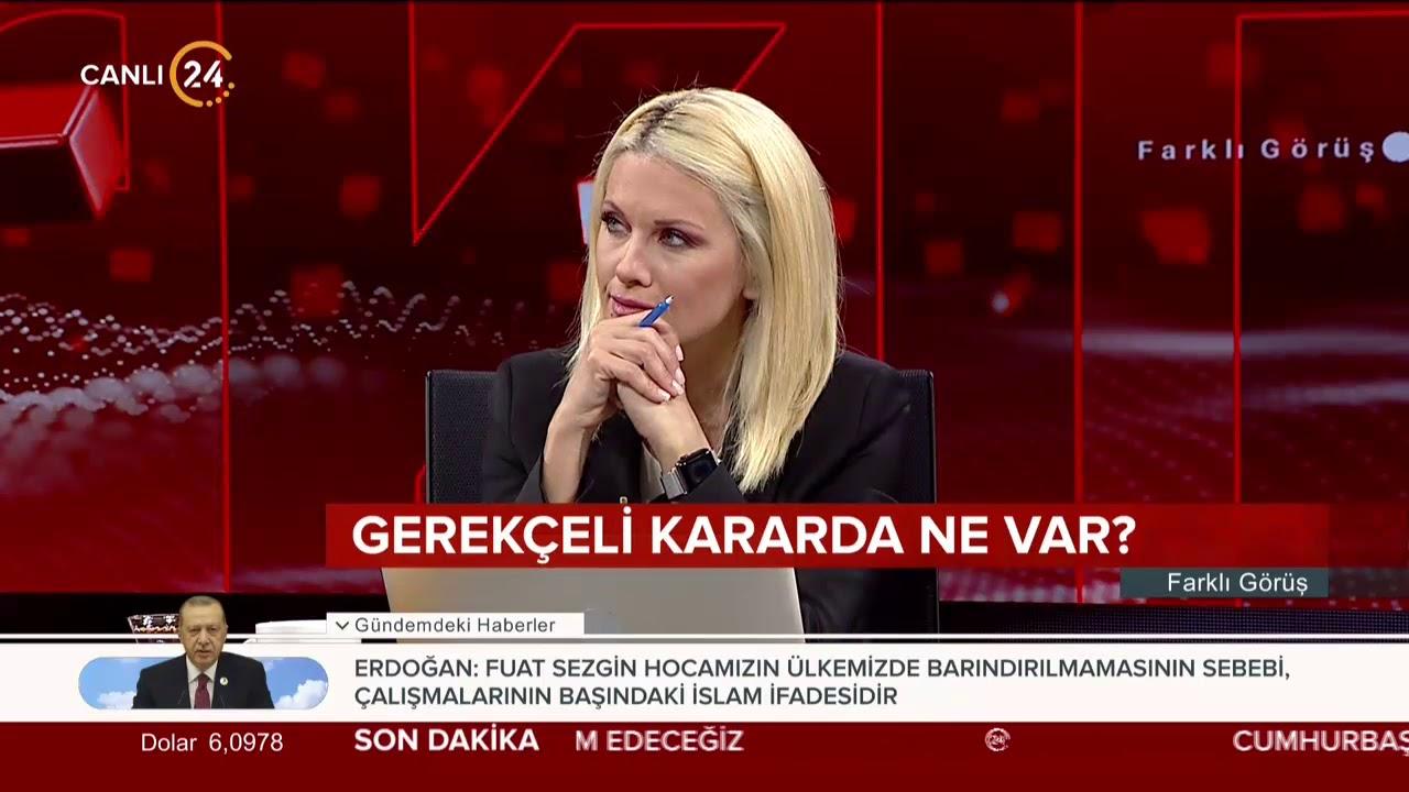 Zeliha Saraç ile Farklı Görüş (23.05.2019)