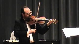 Rimsky Korsakoff-Heifetz: Flight of the Bumble Bee for Violin and Piano