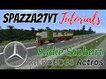 Minecraft Mercedes Actros and Trailer Eddie Stobart Tutorial