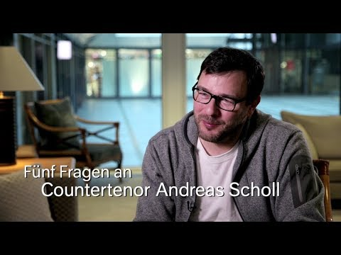 Andreas Scholl im Interview