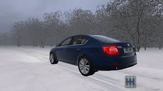 City Car Driving 1.5.3 | Skoda Octavia III A7 1.8 TSI MT Elegance | [+DOWNLOAD LINK] [1080p]