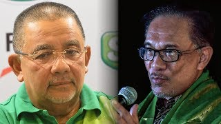 Anwar welcomes Isa Samad decision to contest in Port Dickson by-Election