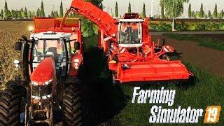 FARMING SIMULATOR 19 #54 - RACCOGLI PATATE E PICCOLO TRATTORE - NF MARSCH ITA