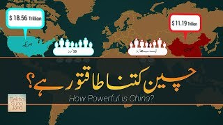 How powerful is China? | China vs USA | Most Powerful Nations on Earth #7 | In Urdu