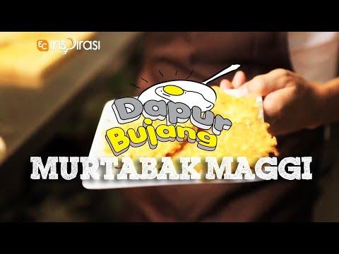 #DapurBujang - Murtabak Maggi.