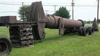 Самое крупнокалиберное оружие в мире — 914 мм