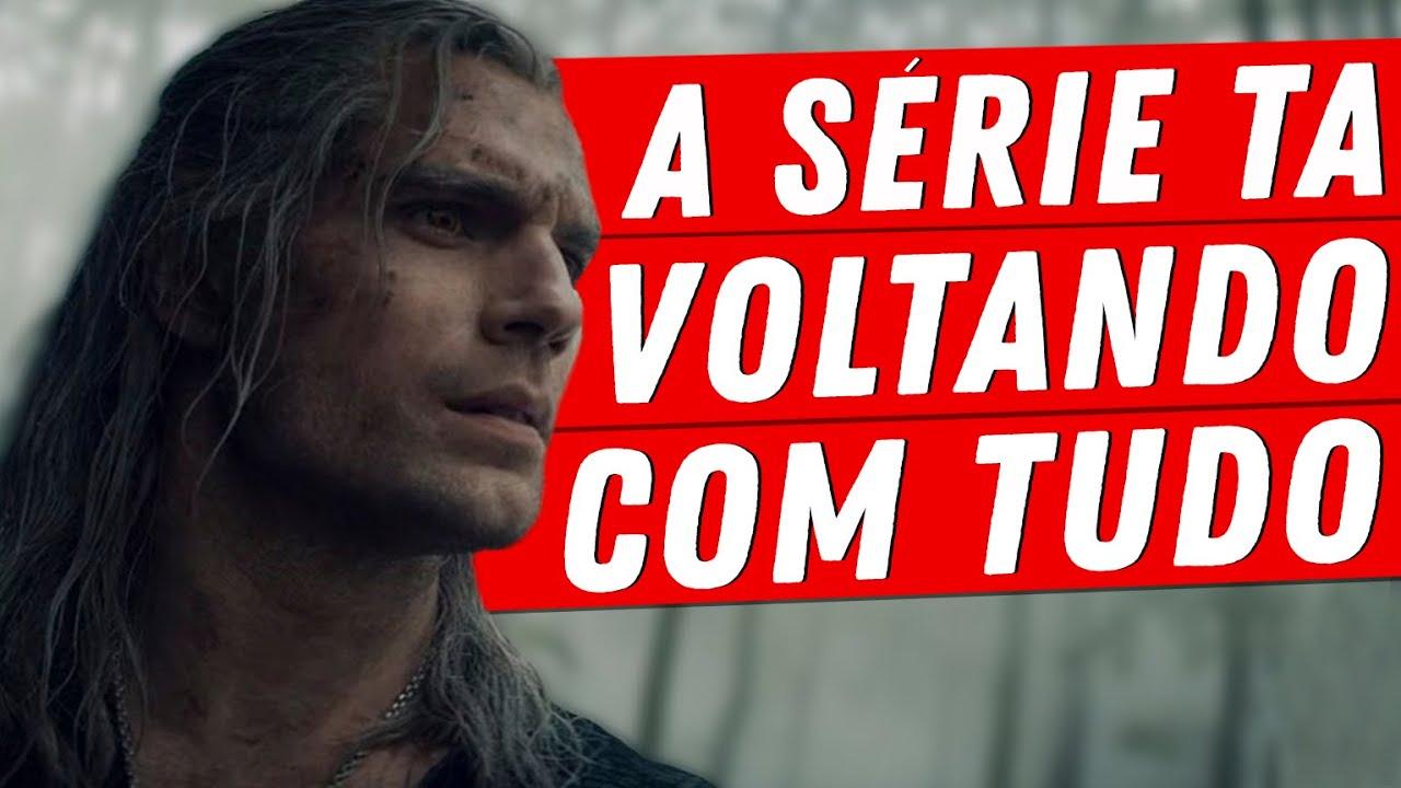 Download Novos vazamentos da série de The Witcher da Netflix e mais informações da nova temporada!