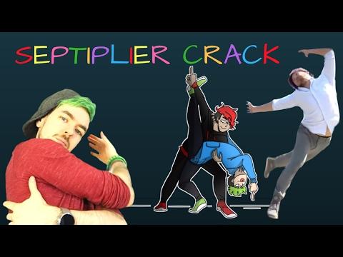 SEPTIPLIER CRACK  Markiplier & Jacksepticeye