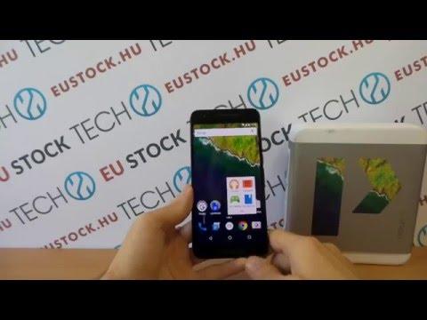 Google Nexus 6P teszt