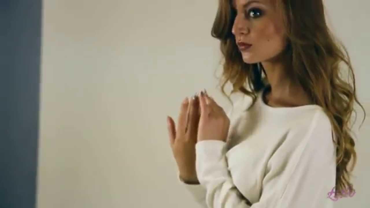 Белое платье летучая мышь Lilo - YouTube