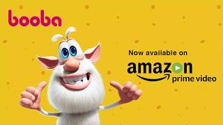 Booba on Amazon Prime Video - Cartoon for kids