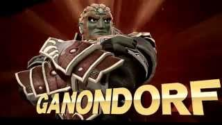 Dr.Crow(Ganondorf) vs L-T (Rob)
