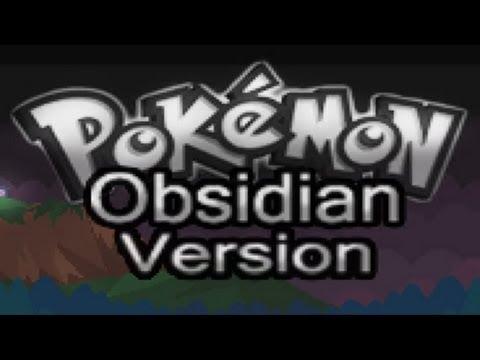 Pokemon obsidian black gba rom