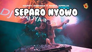 HAPPY ASMARA FT NADIA APRILIA - SEPARO NYOWO ( Official Music Video )
