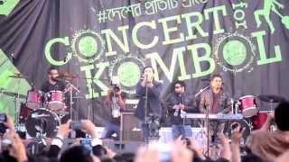Irsha - Tahsan - Concert for Kombol